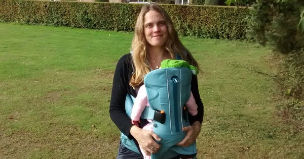 91d88568d6e Baby Bjorn Baby Carrier One Outdoors carrier - Baby carriers - Carriers    slings - MadeForMums
