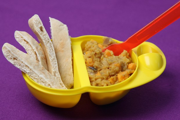dhal with pitta for babies