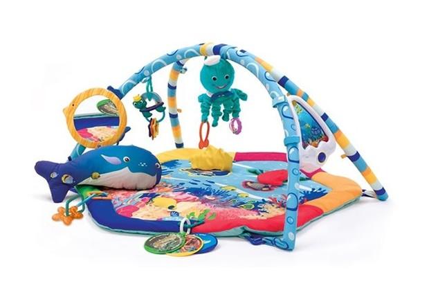 65aef6757 Baby Einstein Neptune Ocean Adventure Gym - Play gyms - Toys ...