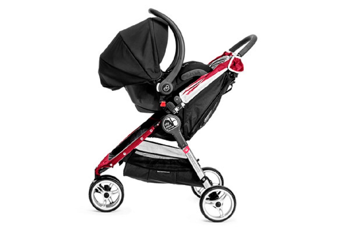 Baby Jogger City Mini is travel system compatible
