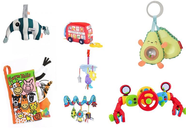 Best travel toys for babies 2021 | MadeForMums - MadeForMums