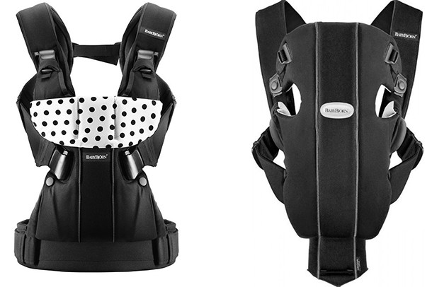 baby bjorn carrier safety