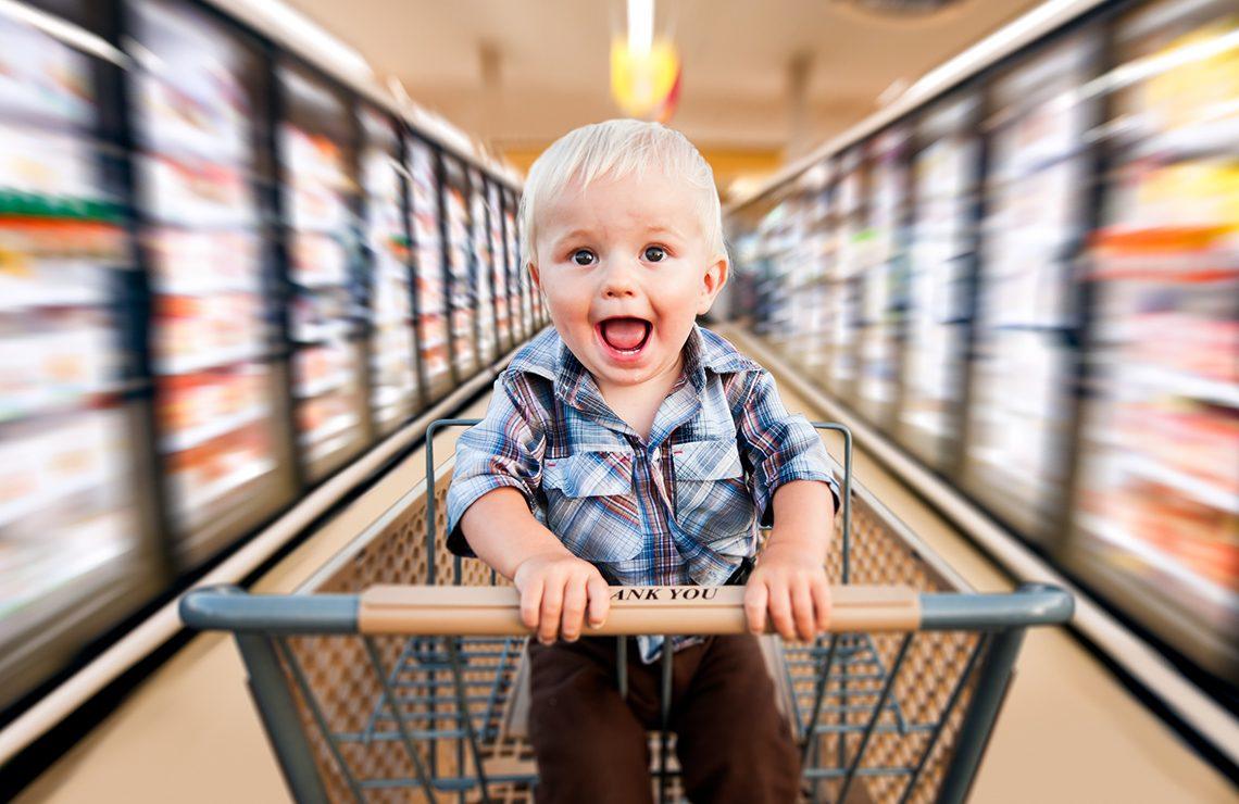 2020 baby discount events at Aldi, Asda