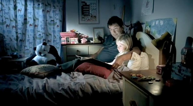 Bedtime story advert too scary for children? - MadeForMums