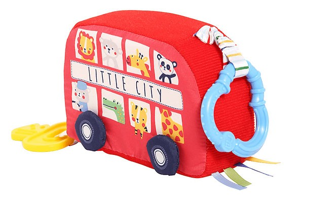 mothercare beeping bus