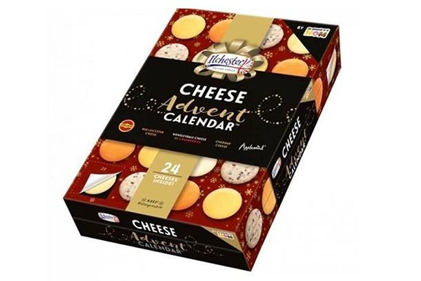 advent cheese asda