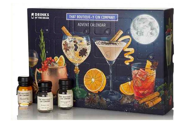 boutique gin advent