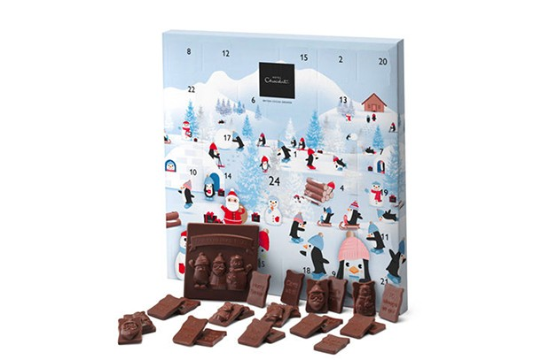 hotel chocolat kids advent