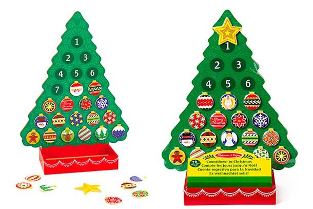 melissa doug advent calendar
