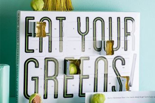 eat your greens calendar
