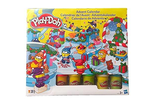 playdoh advent calendar amazon 2017