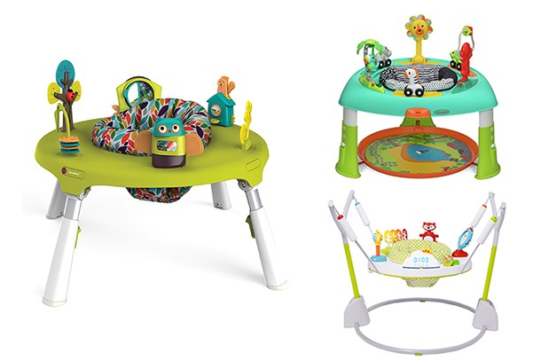 best baby activity centres