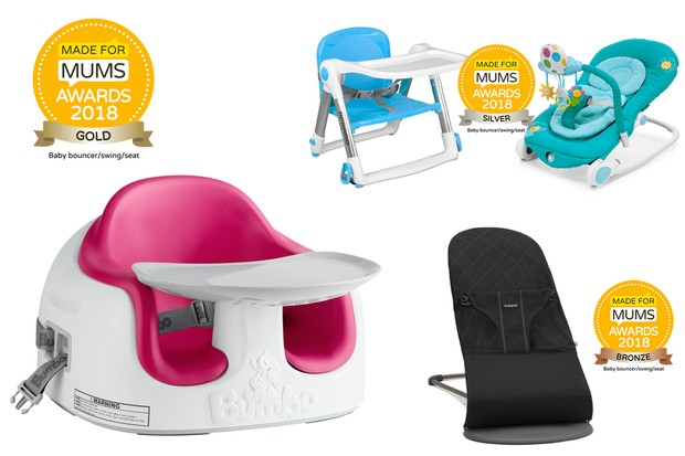 a652877b593 Best performing baby bouncer chairs and rockers 2019 to buy in UK ...