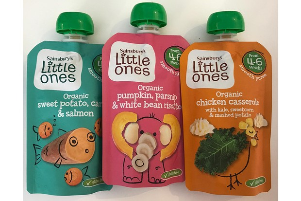 Award Winning Best Baby Food Pouches For Weaning 2018 To Buy