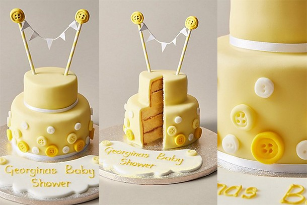 The Best Baby Shower Cakes To Buy Uk 2019 Madeformums