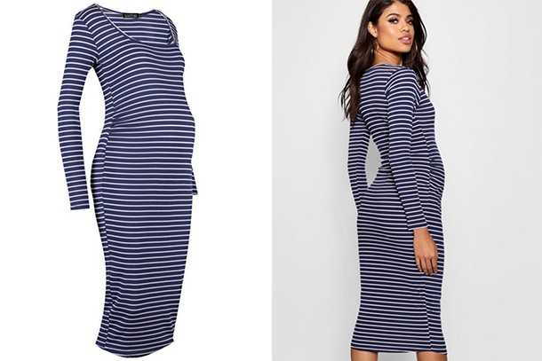 2a0b87bdaa Where to buy the best maternity bodycon dresses UK 2018 - MadeForMums