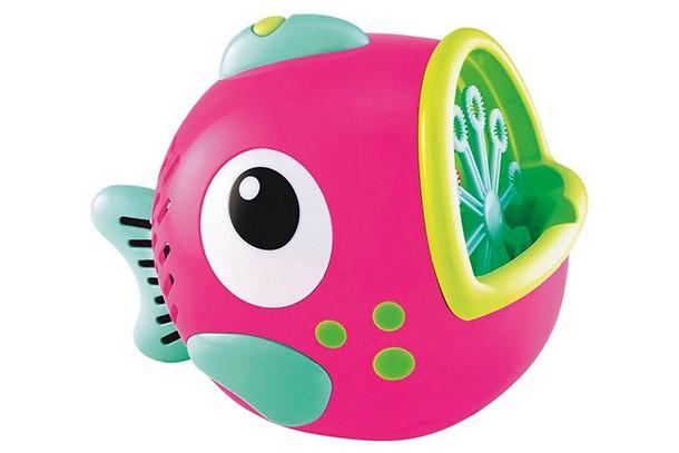 elc fish flora bubble machine