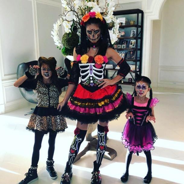 adriana lima halloween costume