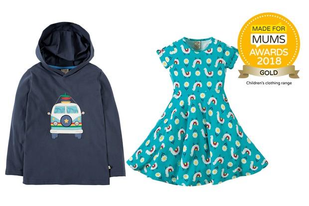 a7e53d185 Award-winning best children's clothing range 2018 to buy in UK ...