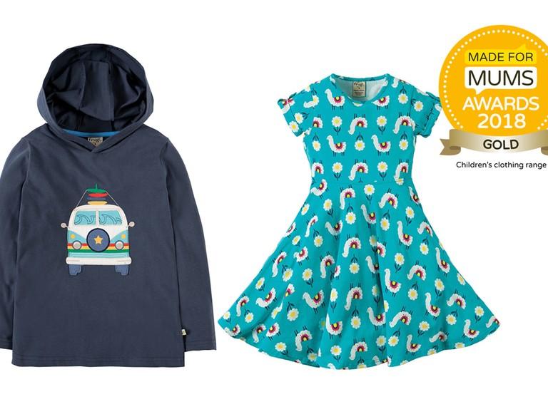 662026ee972b Award-winning best children's clothing range 2018 to buy in UK ...