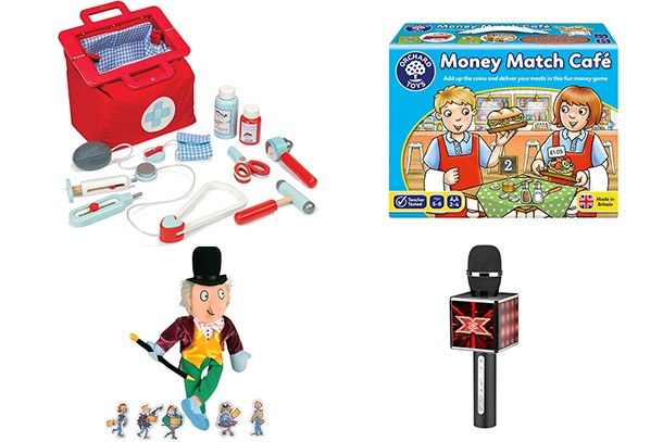 best children's toys for role play