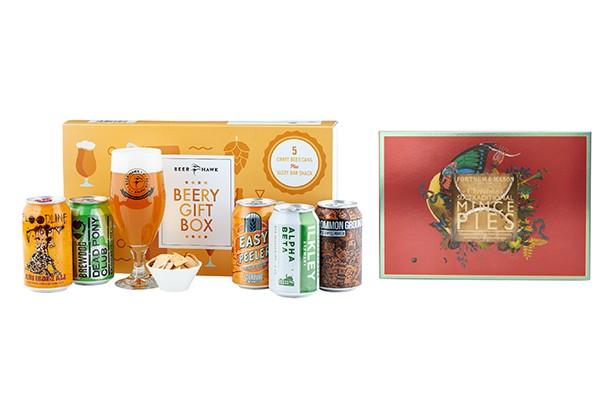beer hawk gift box