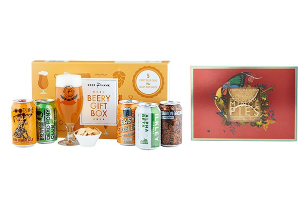 beer hawk gift box