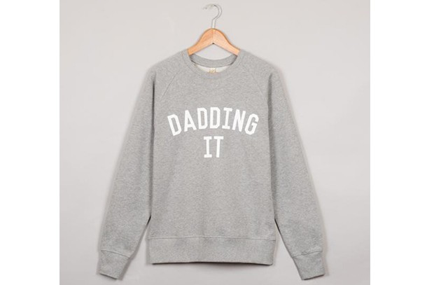 dadding it seatshirt