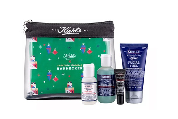 kiehls mens gift set