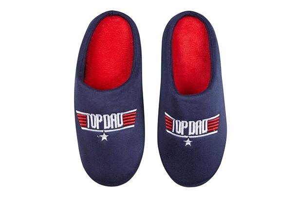 top dad slippers burton