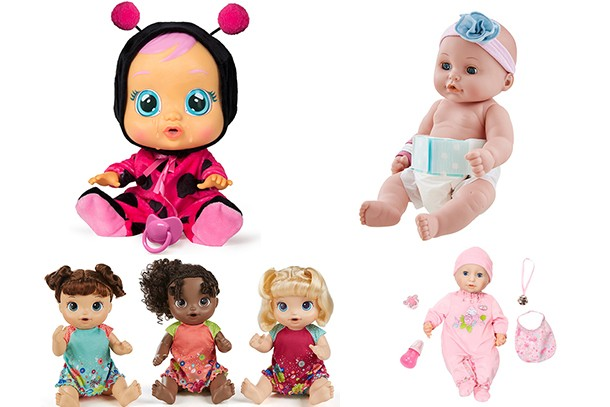 323afcb55b1b4 Best dolls for boys and girls 2019 - MadeForMums