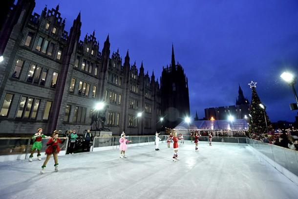 aberdeen ice rink
