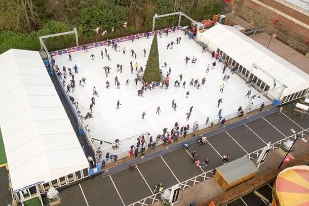 ice rink yorkshire
