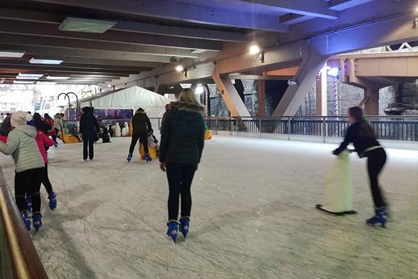 paisley ice rink