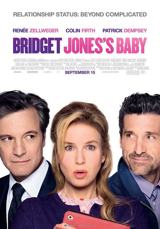 bridget jones baby poster