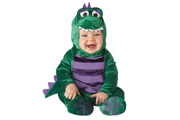 dinky dino baby costume