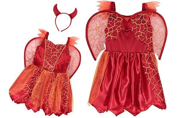 cute devil outfit