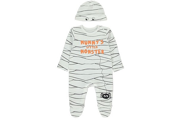 mummys lil monster outfit