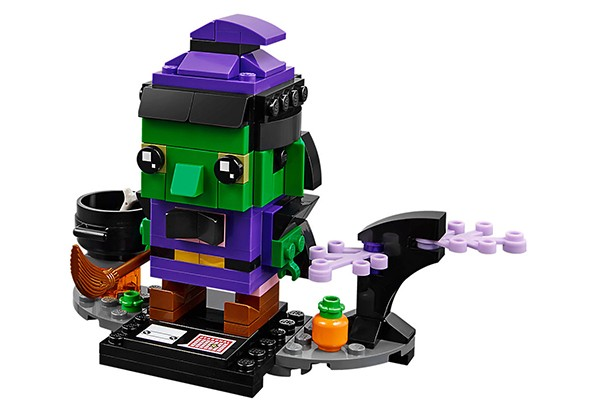 lego brickheadz halloween witch