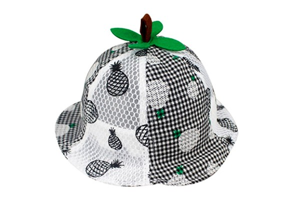 2b8c193a8df De Feuilles Summer Baby Toddler Kids Bucket Sun Hat