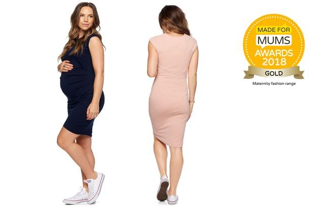 34b15480a6783 Award-winning UK pregnancy and maternity fashion range 2018 ...