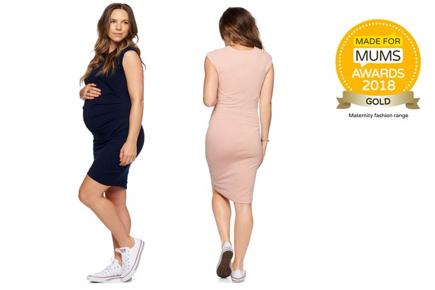 1f78b21657bfd Award-winning UK pregnancy and maternity fashion range 2018 ...