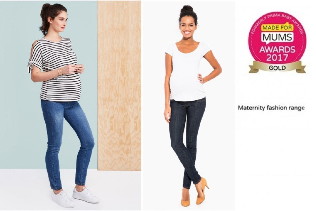 261acc603865a Where to buy the best maternity jeans UK 2018 - MadeForMums
