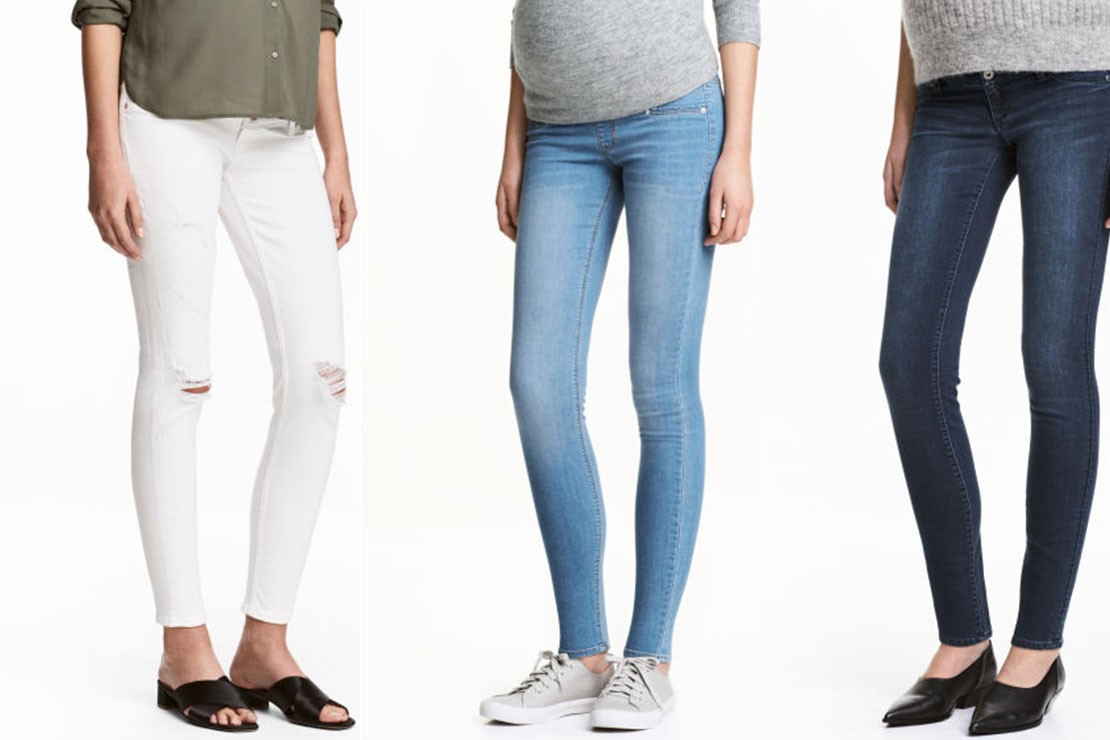 edddcbb70a8c77 Where to buy the best maternity jeans UK 2018 - MadeForMums
