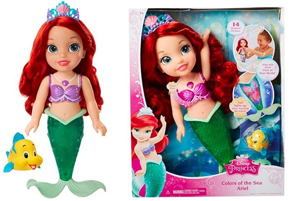 mermaid ariel