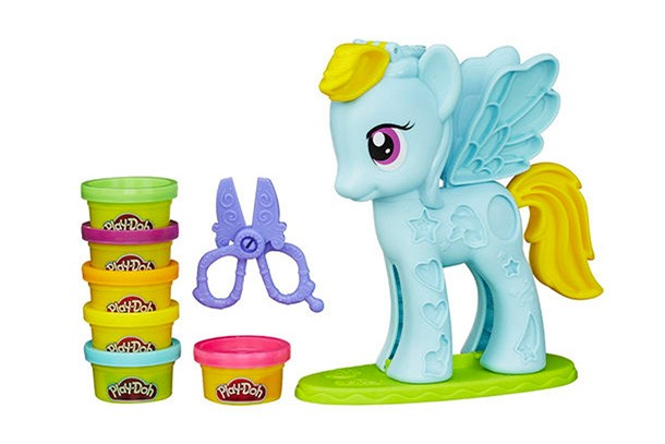 playdoh rainbow dash