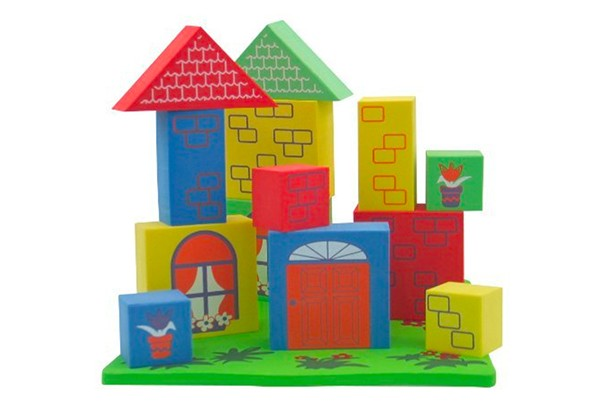 edushape blocks bath toy