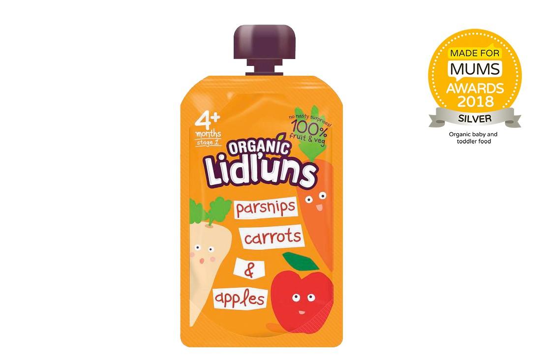 234c3d388371 Award-winning best Organic baby and toddler food product range 2018 ...