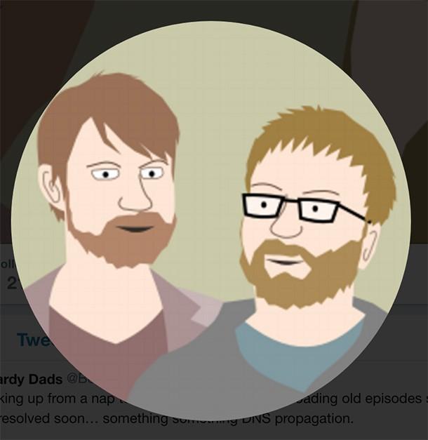 beardy dads
