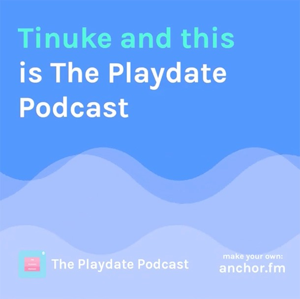 playdate podcast